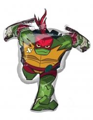 Palloncino in alluminio Raffaello Le tartarughe Ninja™