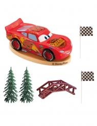 Set decorazioni per torta Cars™ 8 cm