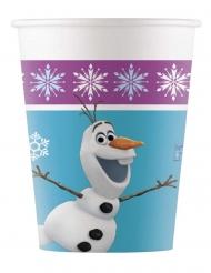 8 Bicchieri in cartone Frozen™