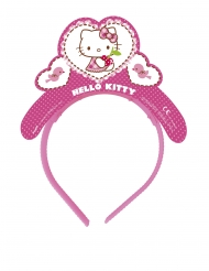 4 Tiare in cartone Hello Kitty™