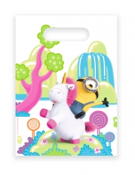 6 Buste regalo Minions Unicorno™