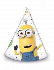 6 Cappelli da festa Minions™