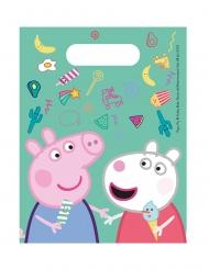 6 Buste regalo Peppa Pig™
