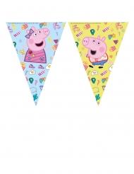 Ghirlanda con 9 festoni Peppa Pig™