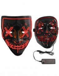 Maschera led assassino per adulto