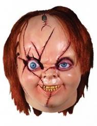 Maschera Chucky™ La bambola assassina deluxe per adulto