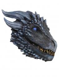 Maschera drago Viserion Il trono di spade™ deluxe adulto