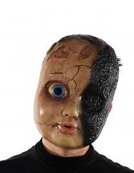 Maschera charli bruciato per adulto