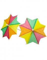 10 Pics aperitivo ombrellini