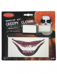 Kit trucco clown adulto