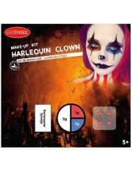 Kit trucco clown malefico adulto