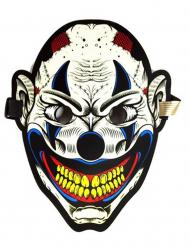 Maschera joker sonoro adulto