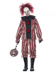 Costume clown demoniaco adulto