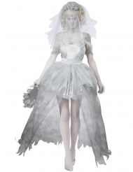 Costume sposa fantasma grandi taglie donna