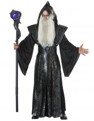 Costume da mago delle tenebre per adulto