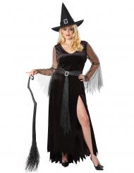 Costume strega chic donna