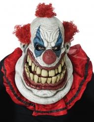 Maschera clown gigante adulto