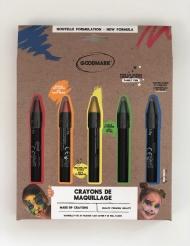 Set 5 matite trucco