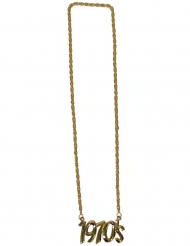 Collana dorata 1970