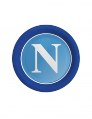 8 Piattini in cartone Napoli™
