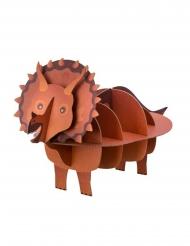 Espositore in cartone per dolcetti dinosauro 3D 55 x 32 x 24 cm