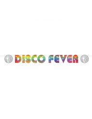 Ghirlanda in cartone Disco Fever 15 x 213 cm