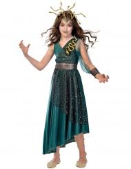 Costume da giovane medusa per bambina