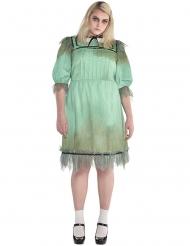 Costume da gemella terrificante donna taglia grande