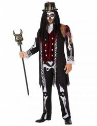 Costume stregone voodoo uomo
