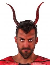 Cerchietto corna di diavolo adulto