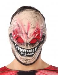 Maschera da creatura infernale per adulto halloween