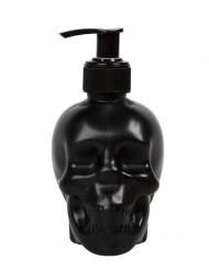 Porta sapone liquido teschio nero