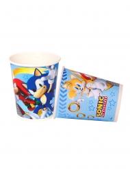 8 Bicchieri di carta Sonic™