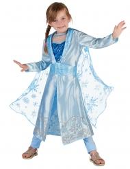 Costume Principessa blu Grand Nord Bambina