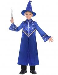 Costume da mago incantatore per bambino