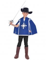 Costume da moschettiere del re per bambino