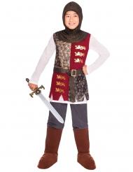 Costume da cavaliere coraggioso per bambino
