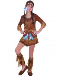 Costume da indiana acchiappa sogni per bambina