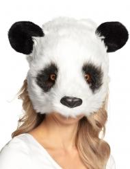 Maschera realistica da panda per adulto