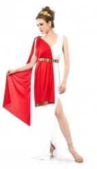 Costume taglie forti dea romana per donna