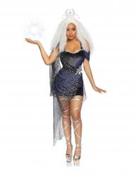Costume lusso regina della luna donna