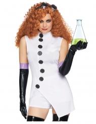 Costume lusso scienziata pazza sexy donna