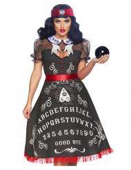 Costume deluxe da zingara veggente donna