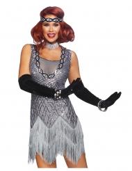 Costume deluxe charleston anni 30 donna