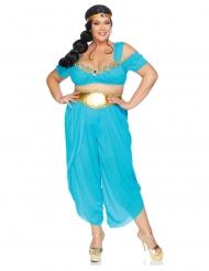 Costume lusso principessa del deserto grande taglie donna