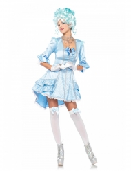 Costume barocco deluxe imperatrice sexy donna