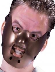 Maschera da paziente psichiatrico adulto