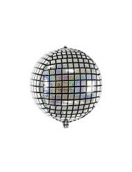 Palloncino in alluminio palla disco