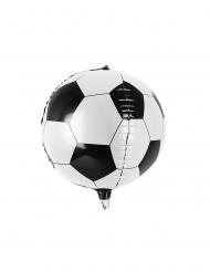 Palloncino alluminio pallone da calcio 40 cm