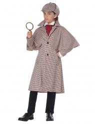 Costume detective bambino